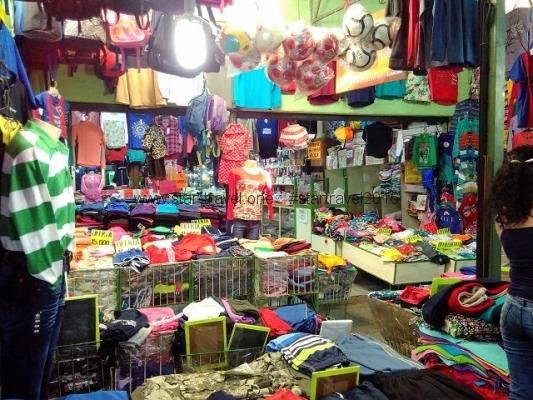 Mercado cuatro, Asuncion