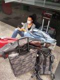 Auswandern-zu-Corona-Zeiten - Flughafen Asuncion