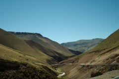 Paso Pehuenche, Argentina - Chile (3)