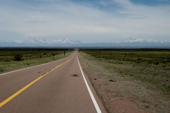 Paso Pehuenche, Argentina - Chile