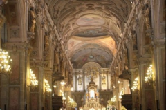 Santiago, The Metropolitan Cathedral of Santiago