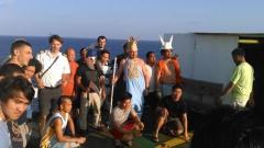 Äquatortaufe