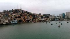 Hafen von Vitoria City